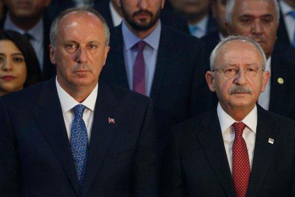 Kılıçdaroğlu: İnce değerimizdir, sonuna kadar kucaklıyoruz
