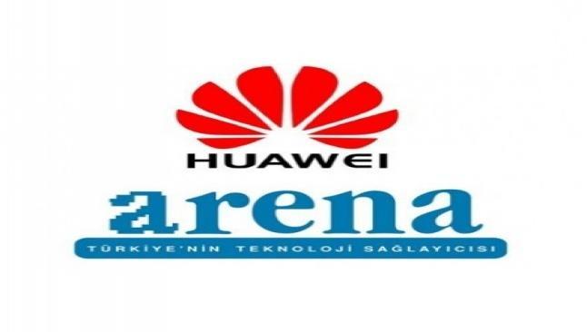 Arena, Huawei ile anlaşma yaptı