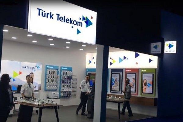 Türk Telekom artık bankaların