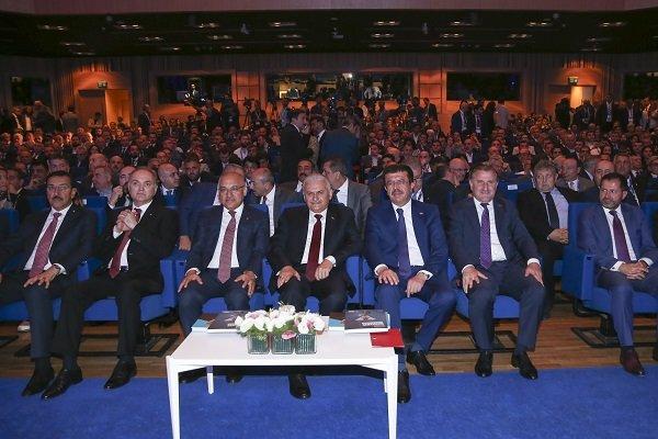 İhracatçıların yeni başkanı İsmail Gülle oldu