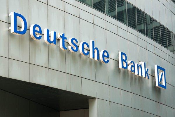 Deutsche Bank'a polis baskını