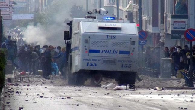 Kobani olaylarında 14 ölü