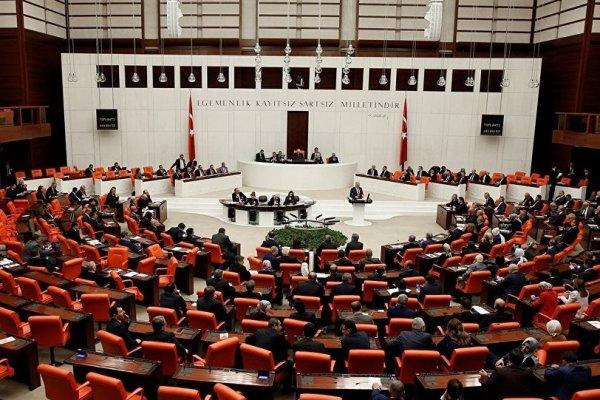 Sınır ötesi tezkeresi Meclis'ten geçti facebookPaylaş  twitterPaylaş