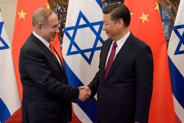 Çin'in İsrail'de teknoloji şirketlerine yatırımları büyüyor