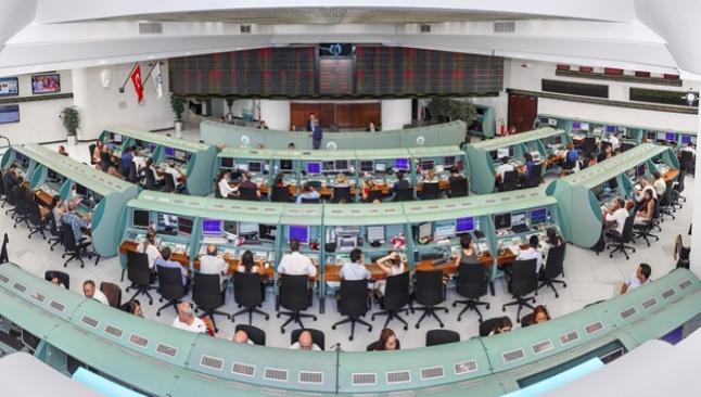 Borsa yüzde 2.21 değer kazandı