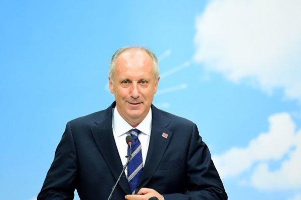 İnce: Türkiye'nin kaderi 1250 delegenin elinde