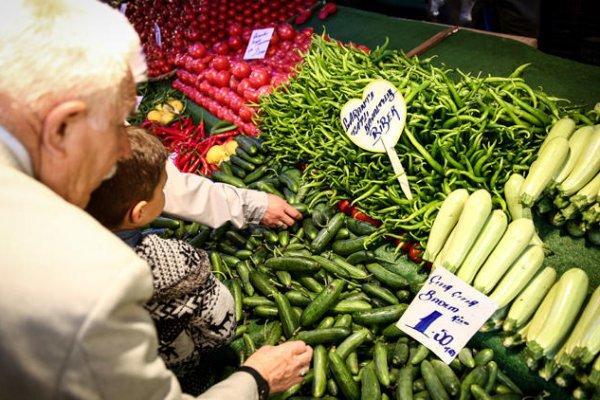 Piyasaların merakla beklediği enflasyon raporu açıkladı