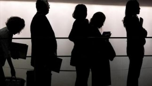 İşsizlik yüzde 9.6'ya yükseldi