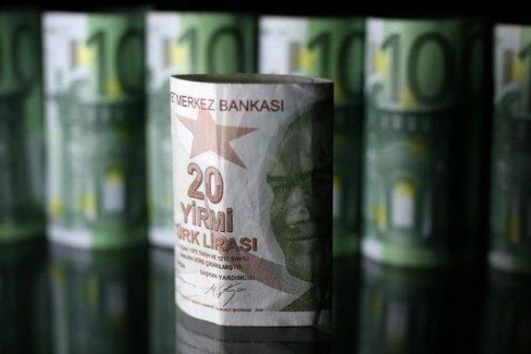 Avrupa Merkez Bankası TL'nin düşüşünün etkilerinden kaygılı