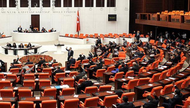 Meclis Başkanı AKP'li Yılmaz