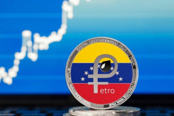Venezüella'nın kripto parası Petro gelecek hafta satışa sunuluyor