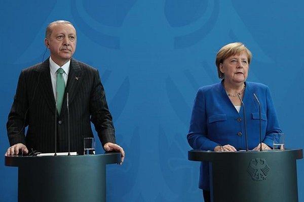 Almanya ile ilişkilerimizi güçlendirerek devam ettireceğiz