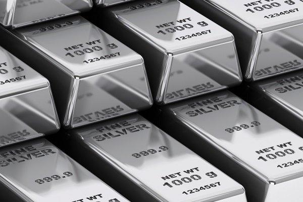 Gümüş yüzde 3'ten fazla değer kaybetti