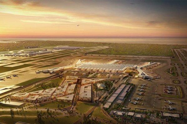 Yeni havalimanında 52 kişi hayatını kaybetti