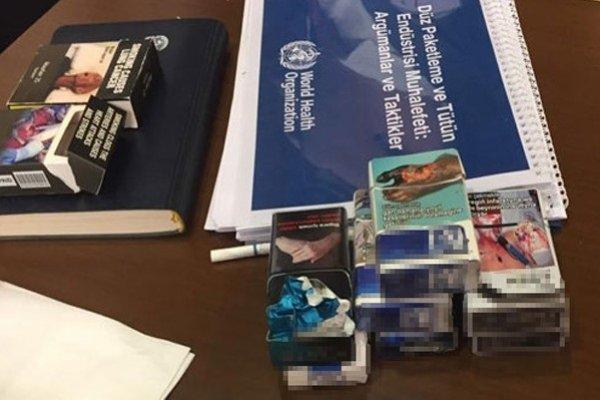 Yeni sigara paketlerinin şekli belirlendi