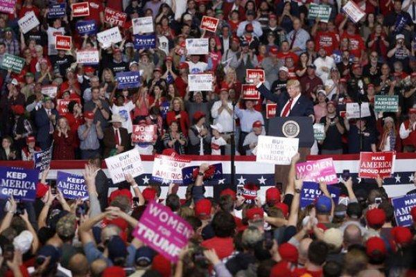 ABD seçimleri: Senato'da Cumhuriyetçiler, Temsilciler Meclisi'nde Demokratlar önde