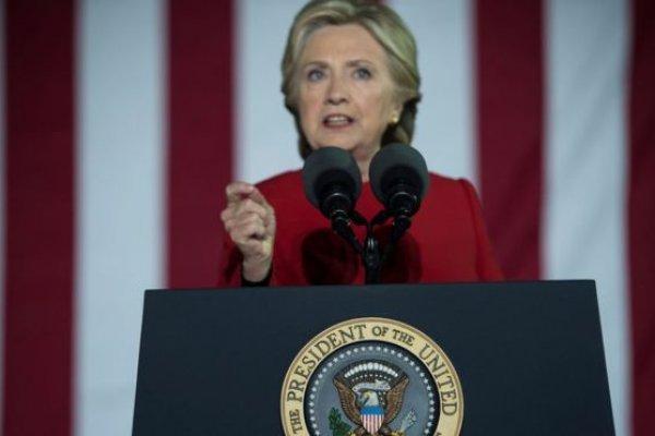 'Clinton 2020'de yeniden aday olacak'