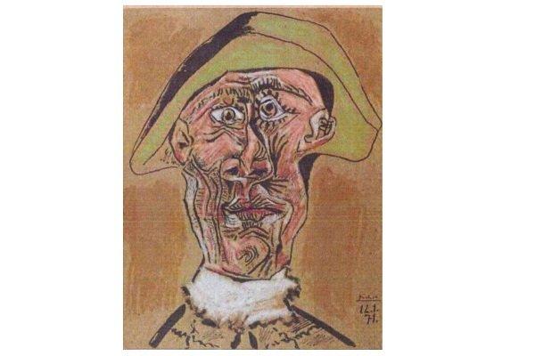 Çalınan Picasso tablosu toprağa gömülü bulundu