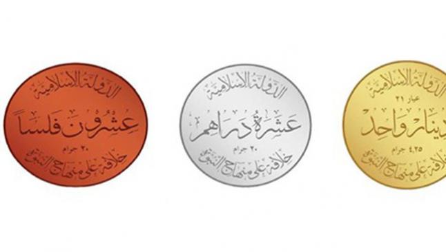 IŞİD kendi parasını bastı