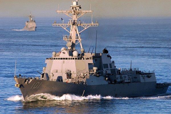 ABD Karadeniz'e savaş gemisi yolluyor