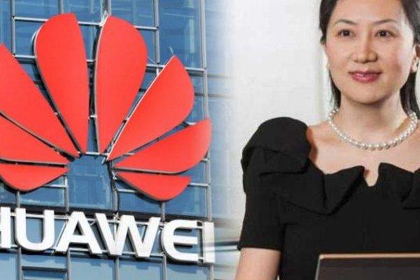 Huawei'nin patronunun kızı sahtekarlıkla suçlanıyor