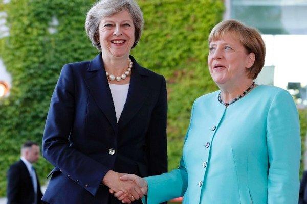 May, Merkel'den Brexit anlaşmasında destek isteyecek