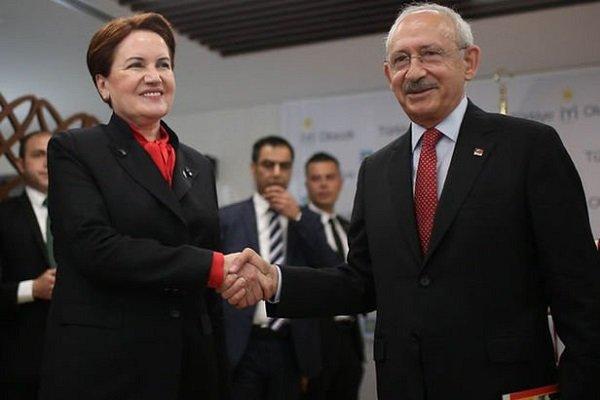 CHP ve İYİ Parti ittifak ve şehirler konusunda anlaştı