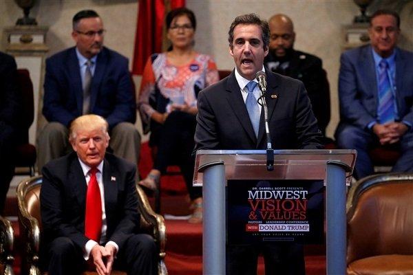 Trump'ın eski avukatı Michael Cohen'a 36 ay hapis cezası