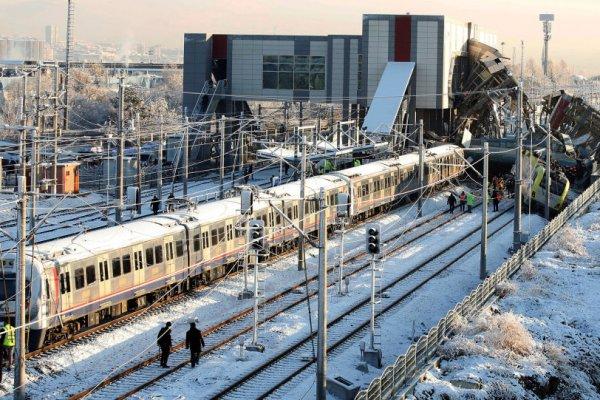 Ankara'daki hızlı tren kazasıyla ilgili önemli gelişme