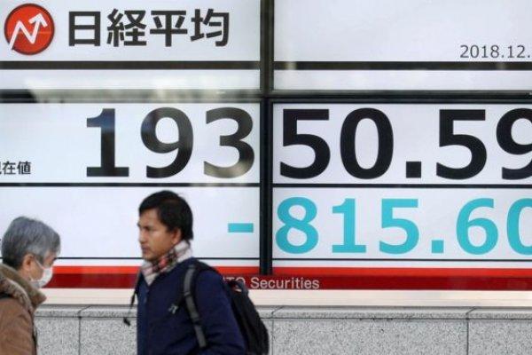 Trump'ın Fed'i suçlaması ve ABD'de hükümetin kapanması Asya piyasalarını vurdu