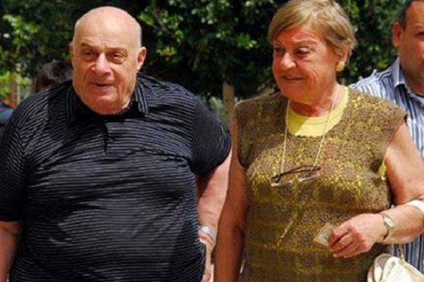 Rauf Denktaş'ın eşi yoğun bakıma kaldırıldı