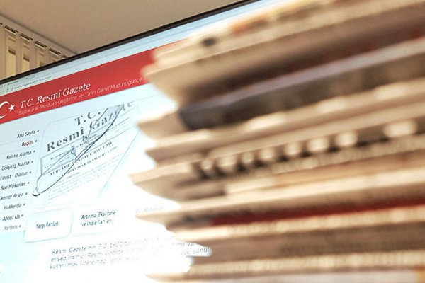 Libya tezkeresi Resmi Gazete'de yayımlandı