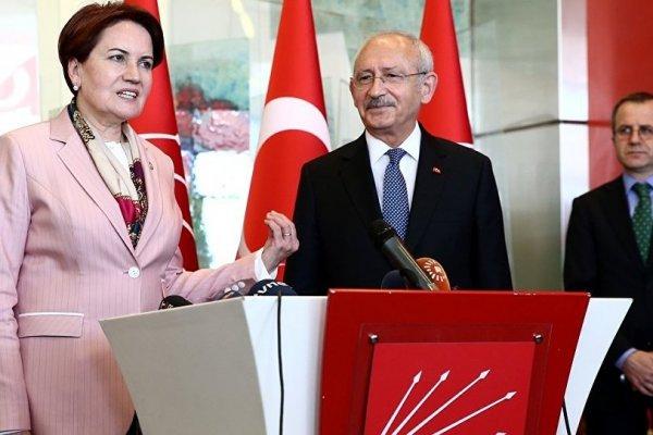 CHP-İYİ Parti ittifakında son durum: 27 ilde iş birliği yapılacak