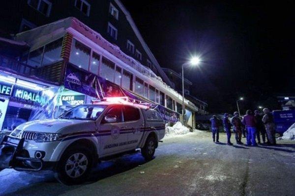 Uludağ'da cinayet, tatilciler otelleri boşalttı