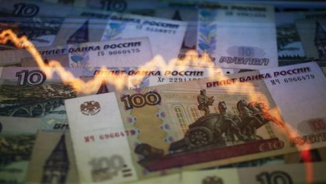 Ruble dolar karşısında yılın en düşüğünde