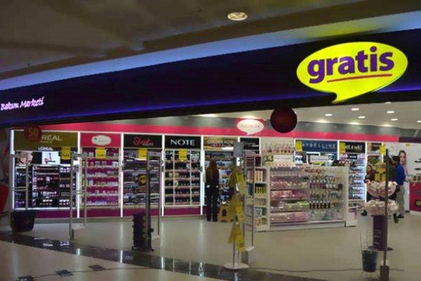 Gratis, Türkiye'de 600 mağazaya ulaştı
