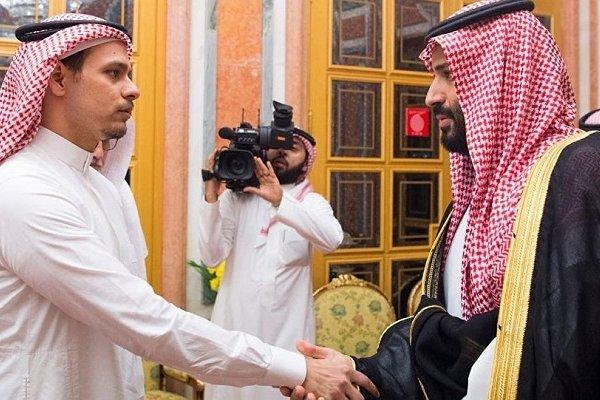 Kaşıkçı'nın çocukları kan parası için Suudi Prensi kutsadı!