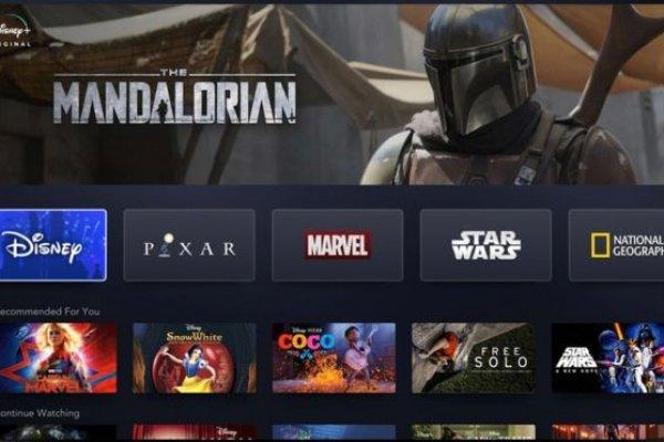 Netflix'e bir rakip daha: Disney Plus tanıtıldı