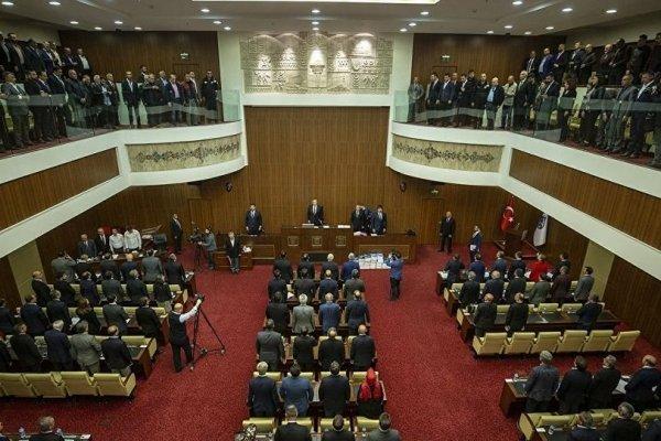 Mansur Yavaş'ın yetkileri meclis üyelerince kısıtlanmak istendi