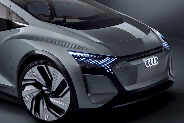 Audi'den yeni konsept otomobil AI : ME