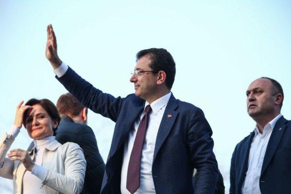 İmamoğlu İstanbul için yeni projelerini açıkladı