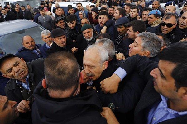 Soylu'nun sözleri sonuç verdi, Kılıçdaroğlu linç edilmek istendi