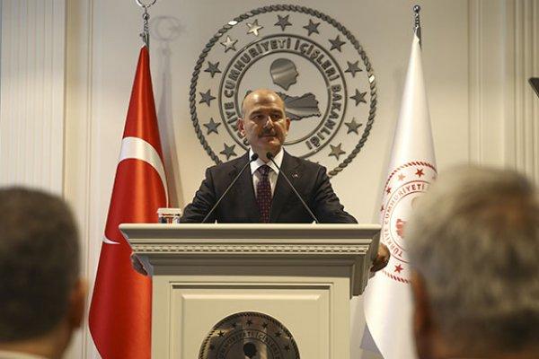 Soylu: Kılıçdaroğlu'na yönelik saldırı provokasyon değil