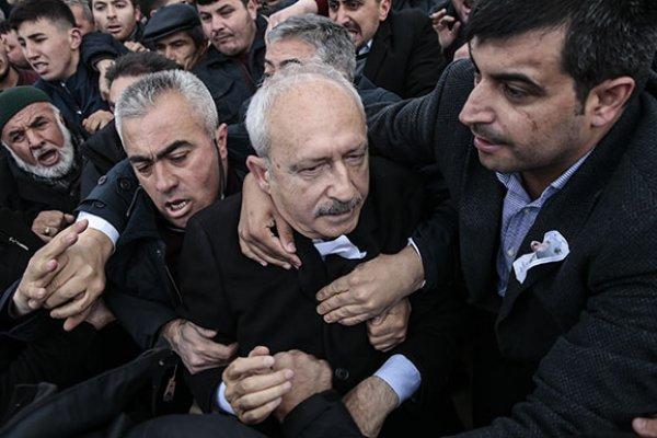 Kılıçdaroğlu'na saldıranların 15'i belediyede şoför çıktı