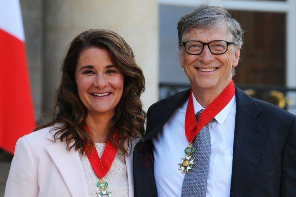 Bill Gates'in eşi başarılı evliliğin sırrını açıkladı