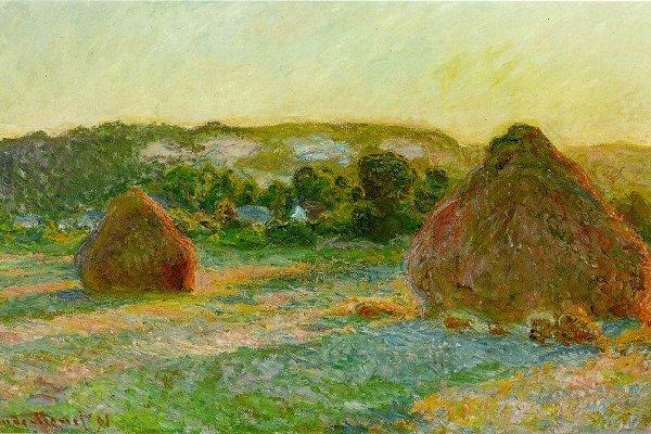 "Monet'in ""Les Meules"" tablosuna rekor fiyat"