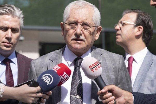 YSK Başkanı'ndan 23 Haziran seçimleri ile ilgili flaş açıklama