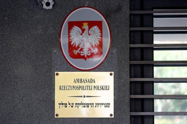 Polonya, İsrail Büyükelçisi'ni Dışişleri Bakanlığı'na çağırdı