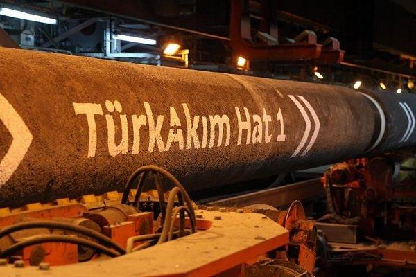 Türk Akım'ın yüzde 87'si tamamlandı