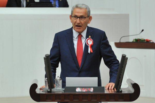 CHP Milletvekili Kazım Arslan hayatını kaybetti
